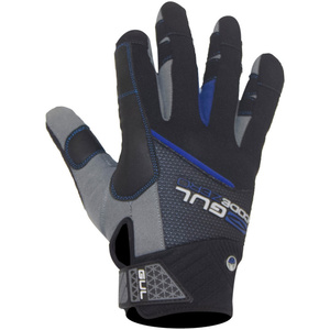 2021 Gul Junior CZ Winter Full Finger Glove Black GL1238-B6
