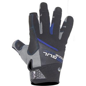 2021 Gul Junior CZ Winter 3-Finger Gloves Black GL1240-B6