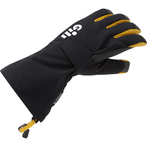 2021 Gill Helmsman Gloves 7805 - Black
