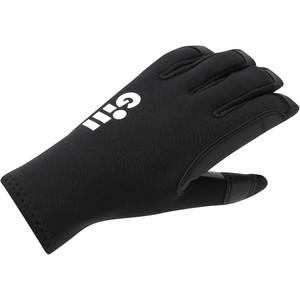 2021 Gill Junior 3 Season Gloves 7776J - Black