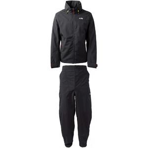 2020 Gill Mens Pilot Jacket IN81J & Trouser IN81T Combi Set GRAPHITE
