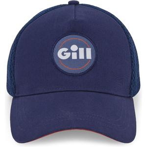 2021 Gill Trucker Cap 144 - Ocean
