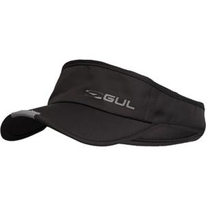 2021 Gul Code Zero Race Visor Black AC0121-B4