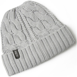 2019 Gill Cable Knit Beanie Grey HT32