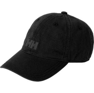 2021 Helly Hansen Logo Cap Black 38791
