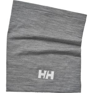 2020 Helly Hansen Merino Neck Gaitor 67306 - Grey Melange