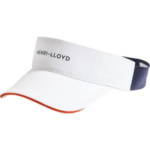 2020 Henri Lloyd Mens Fremantle Stripes Visor Cloud White P191307015