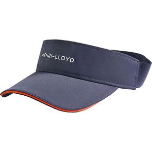 2020 Henri Lloyd Mens Fremantle Stripes Visor Navy Blue P191307015