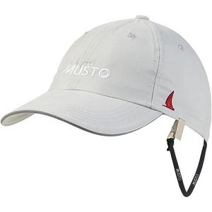 2021 Musto Fast Dry Crew Cap Platinum AL1390