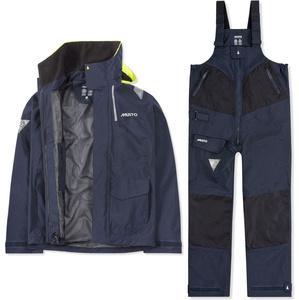 2020 Musto Mens BR2 Coastal Jacket & Trouser Combi Set - Navy