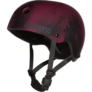 2020 Mystic MK8 X Helmet 200120 - Oxblood Red