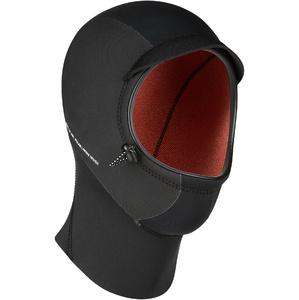 2021 Mystic Marshall 3mm Neoprene Hood 200031 - Black