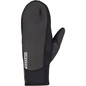 2021 Mystic Star 3mm Open Palm Gloves 200047 - Black