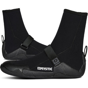 2021 Mystic Star 5mm Round Toe Boots 200042 - Black