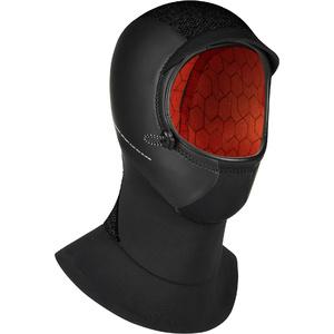 2021 Mystic Supreme 3mm Neoprene Hood 200029 - Black
