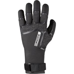 2020 Mystic Supreme 5mm Precurved Glove 200044 - Black