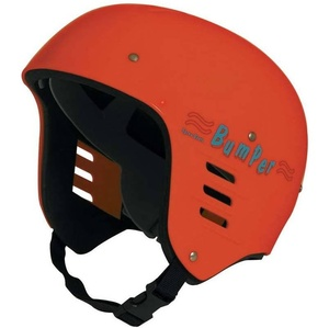 2020 Nookie Adult Bumper Kayak Helmet Red HE00