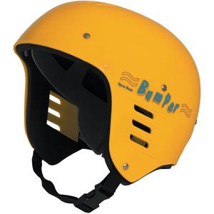 2019 Nookie Adult Bumper Kayak Helmet Yellow HE00