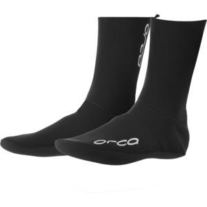 2021 Orca 2.5mm Open Water Swim Socks LA474801 - Black