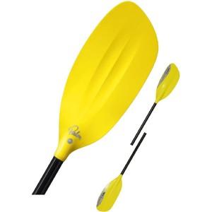 2021 Palm Maverick G1 2-Piece Whitewater Paddle 11759 - Saffron