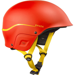 2019 Palm Shuck Full-Cut Helmet Red 12130