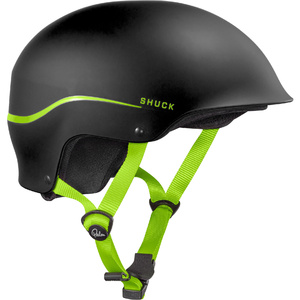 2019 Palm Shuck Half-Cut Helmet Black 12131