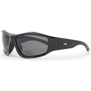 2021 Gill Race Vision Bi-focal Sunglasses Black / Smoke RS28