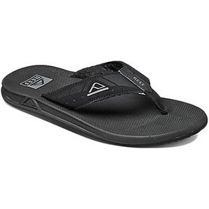 2020 Reef Phantoms Sports Sandals / Flip Flops BLACK R002046