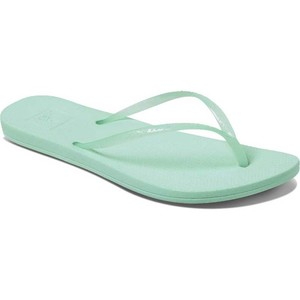 2020 Reef Womens Escape Lux Flip Flops / Sandals RF0A2YFK - Mint