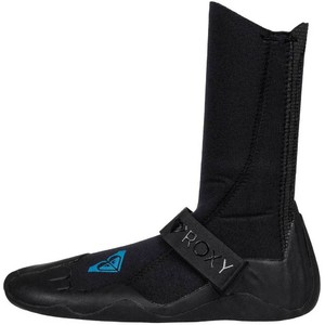 2020 Roxy Syncro 3mm Round Toe Boots ERJWW03015 - True Black