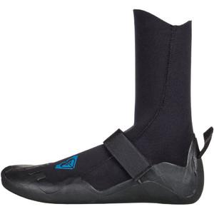 2020 Roxy Syncro 5mm Round Toe Boots True Black ERJWW03013