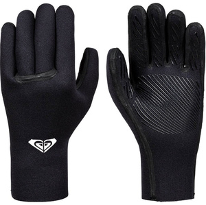 2020 Roxy Syncro Plus 3mm Liquid Flex Seal Neoprene Gloves Back ERJHN03150