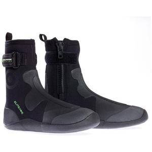 Neil Pryde Elite 5mm Zipped Hiking Boots 630400 - Black