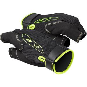 2020 Zhik G1 Short Finger Sailing Gloves Black GLV0010
