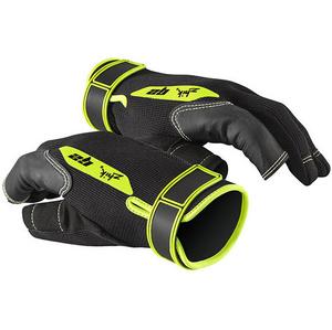 2021 Zhik G2 Full Finger Sailing Gloves Black 0025