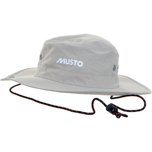 Musto Evolution Fast Dry Brimmed Hat Light Stone AL1410