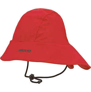 2019 Musto SouWester Hat RED AS0271