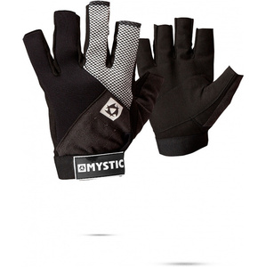2019 Mystic Rash NEO Short Finger Glove Black 130455