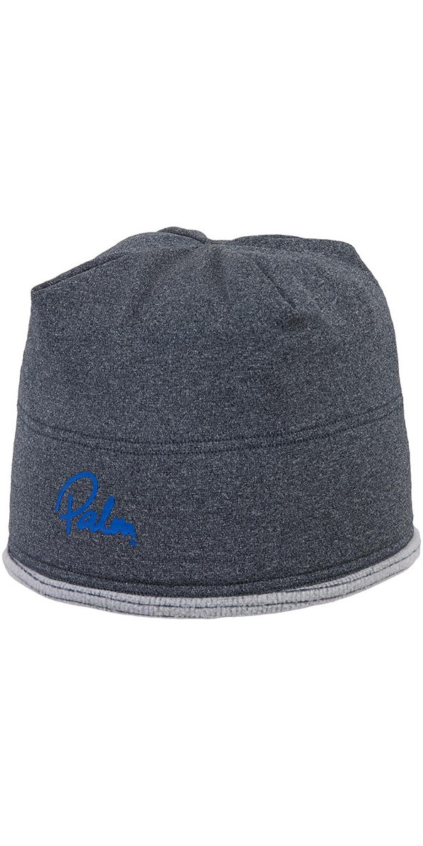 2018 Palm Tsangpo Thermal Fleece Beanie Jet Grey 11801