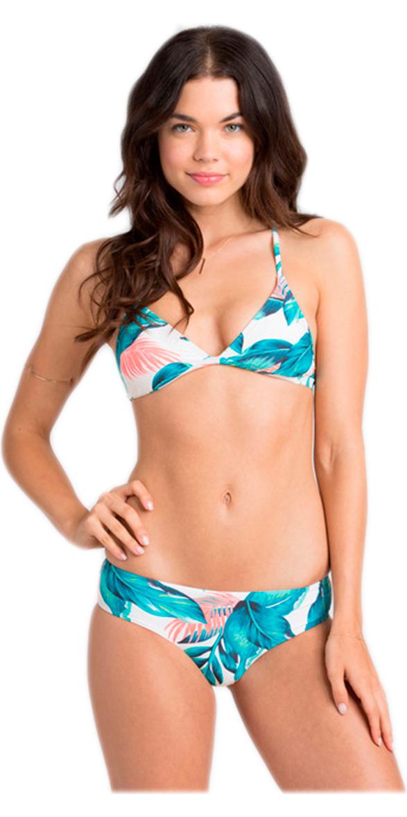 2016 Billabong Hawaii Surf Capsule Bikini Bottoms - Multi W3SW62