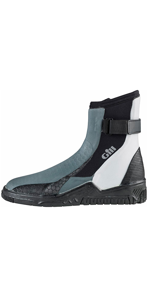 2017 Gill 5mm JUNIOR Hiking wetsuit Boots Black / Silver 906J