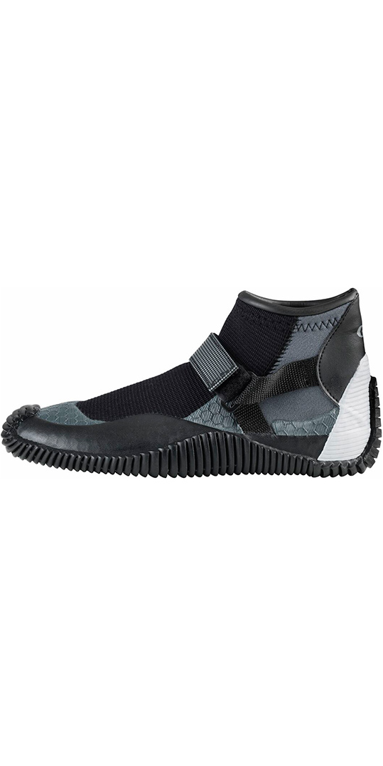 Gill Junior Aquatech 2mm Neoprene Shoe BLACK / Silver 956J