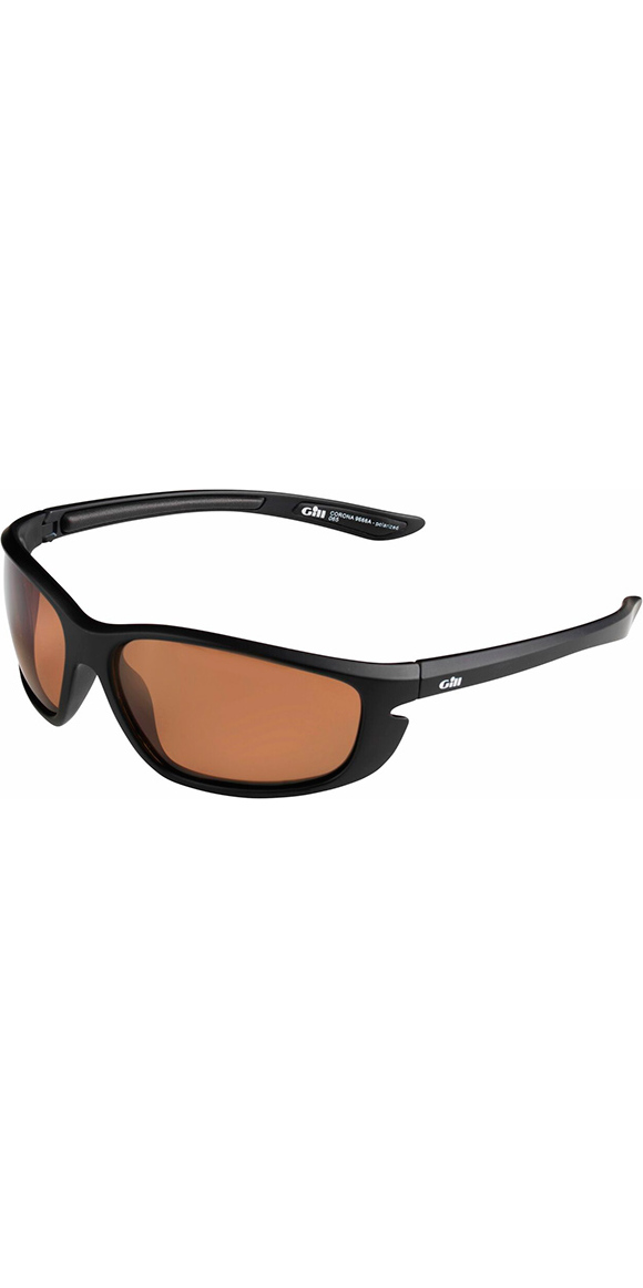 2018 Gill Corona Sunglasses Matt Black 9666