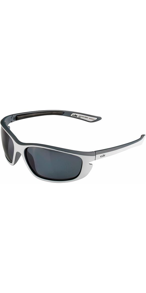 2018 Gill Corona Sunglasses White 9666