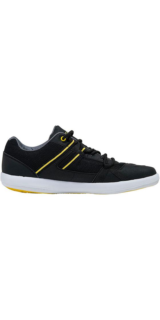 GUL 2016 Aqua Grip Shoe in Black/Yellow DS1004-A9 Boot/Shoe Size UK - UK Size 5 Z7AVdj
