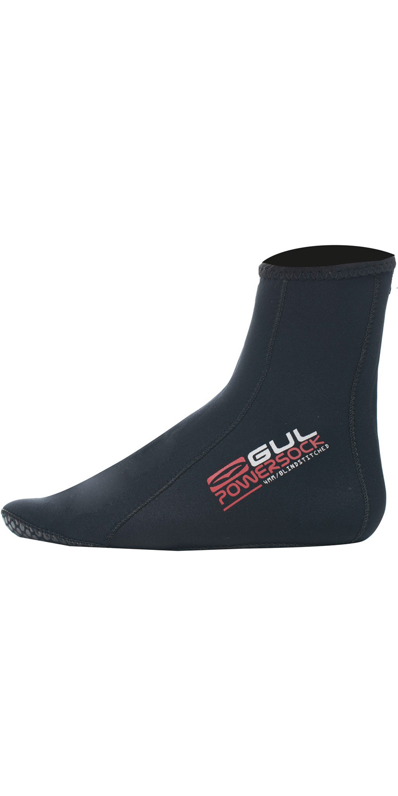 2019 Gul Power Sock 4mm Neoprene Wesuit sock BO1270 A3