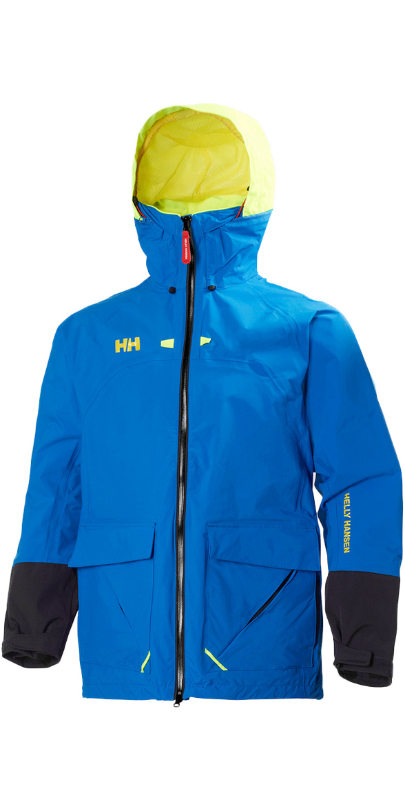 Helly Hansen Crew Coastal Jacket 2 Racer Blue 30328 - 30328 - Helly Hansen  - Jackets - Sailing - Yacht  cf978d9c65