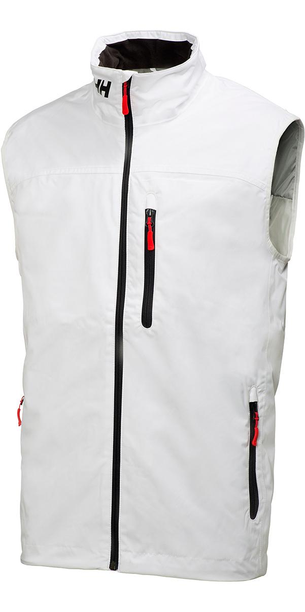 Helly Hansen Crew Midlayer Vest White 30341