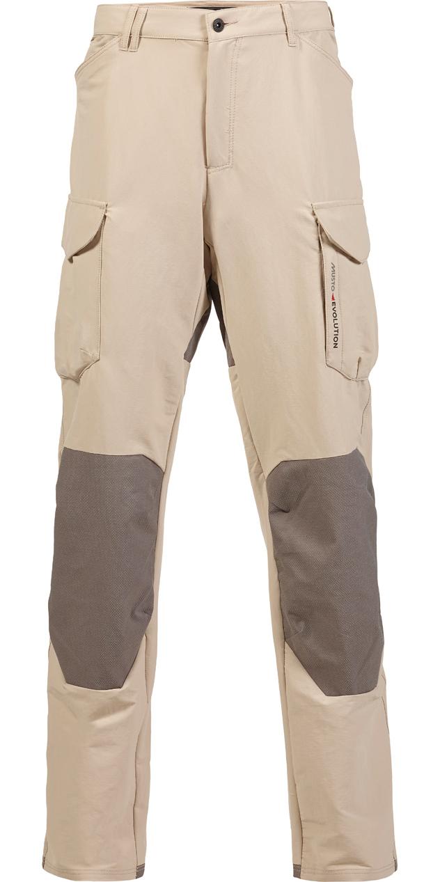 2019 Musto Evolution Performance Trousers Light STONE SE0981 Regular Length