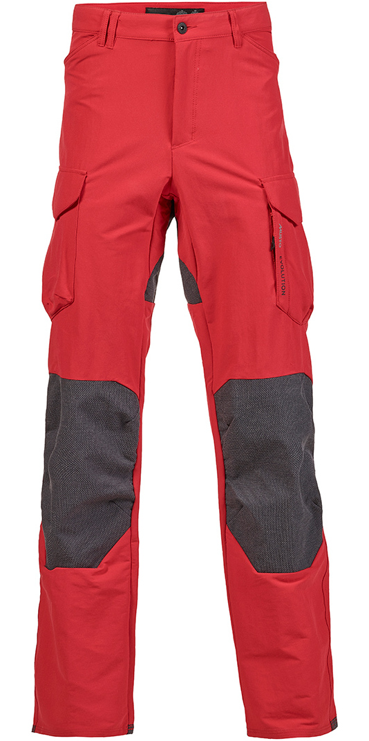2017 Musto Evolution Performance Trousers True Red SE0981 Long Leg